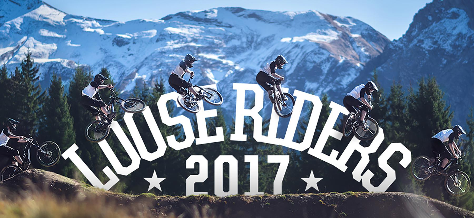 Loose riders clothing for downhill and freeride global alliance